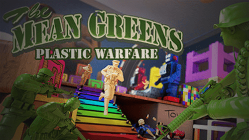 The Mean Greens Game Server Hosting