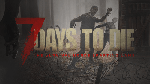 7 Days to Die Game Server mieten
