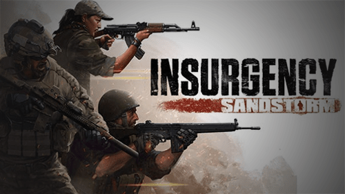 Insurgency: Sandstorm Game Server Hosting