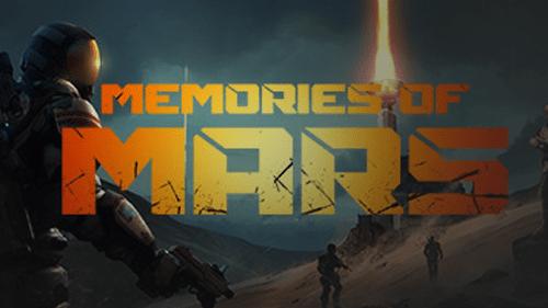 Memories Of Mars Game Server Hosting
