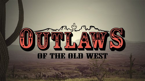 Outlaws of the Old West Hyr Spelserver