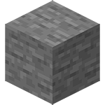 Minecraft Stone - 1GB Dedicated RAM